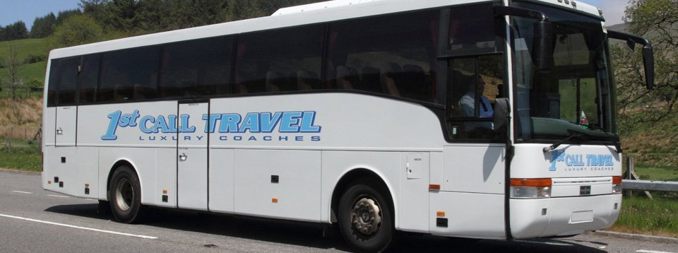 Book your coach, minibus or taxi today!