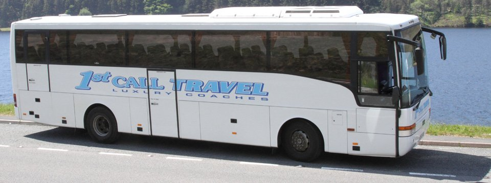 Day trips and short breaks with First Call Travel. Call 01685 37 1012