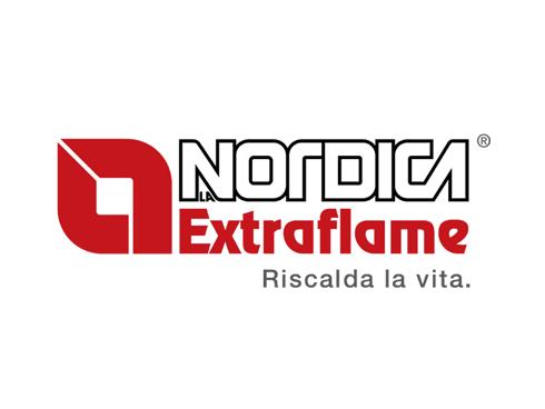 NORDICA EXTRA FLAME -logo
