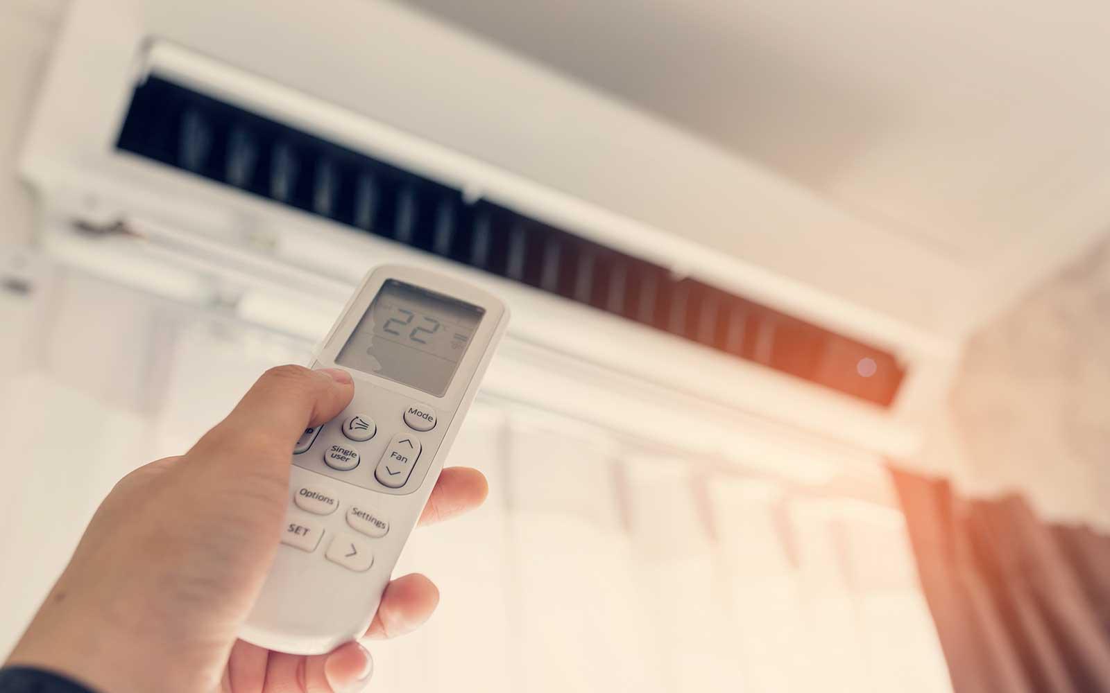 telecomando climatizzatore