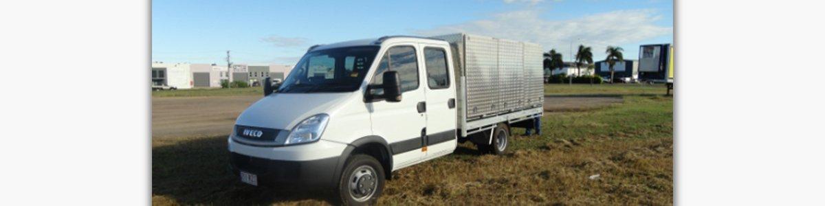dalrymple sheet vehicle custom equipment for minivan