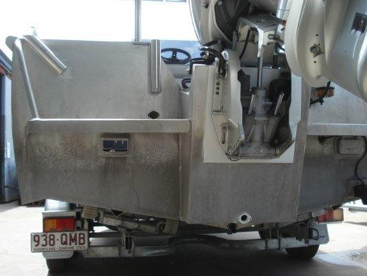 Steel Fabrication Townsville Dalrymple Sheet Metal