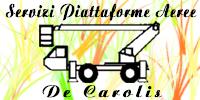 DE CAROLIS PIATTAFORME AEREE