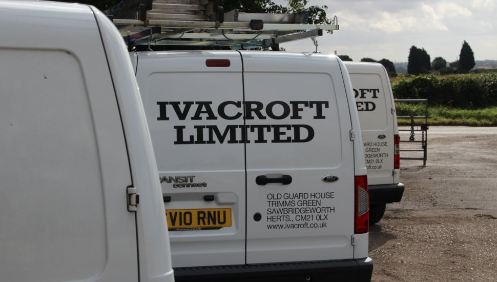 Ivacroft Ltd vans