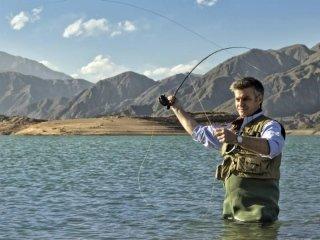 abbigliamento da pesca