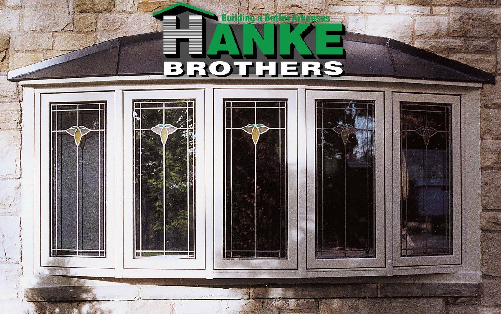 windows, arkansas, hanke brothers
