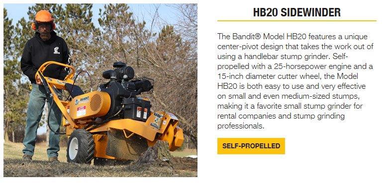 HB20 SIDEWINDER