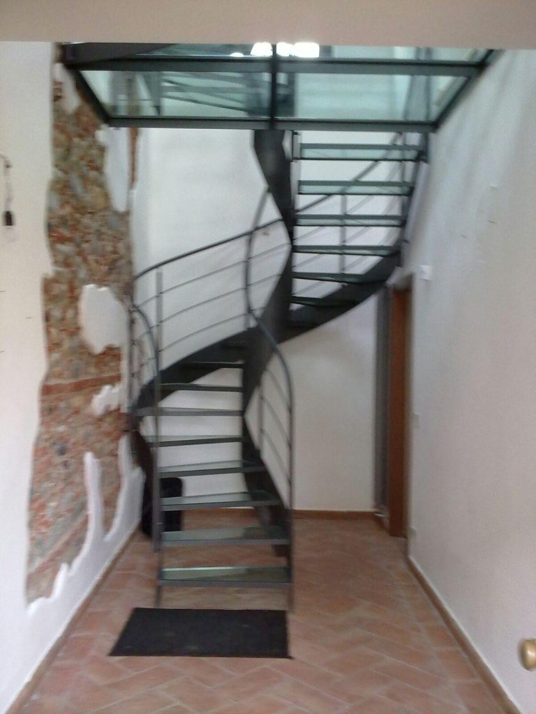 scale in ferro per privati