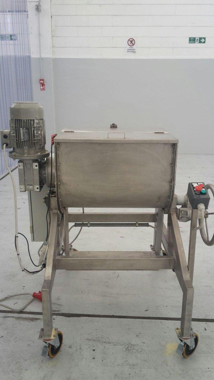 Miscelatore inox con quadro elettrico