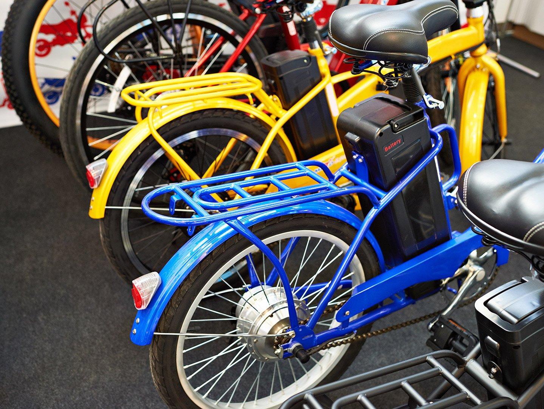 biciclette colorate