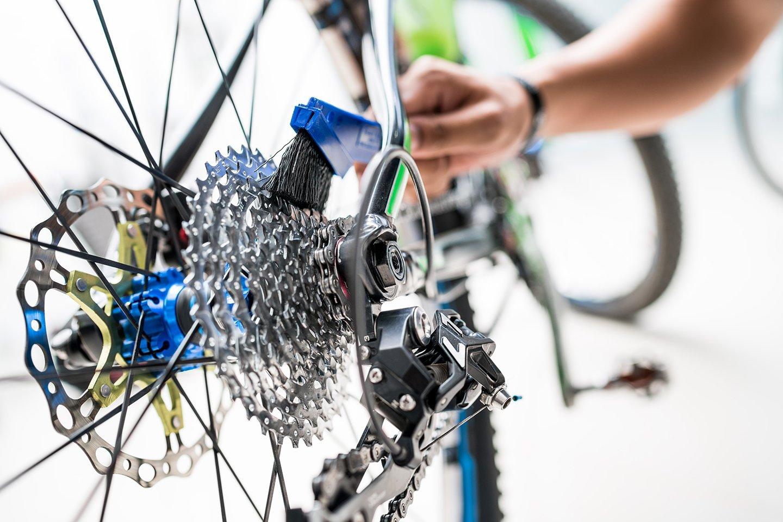 catena di una bicicletta