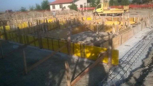 Casseratura fondazioni