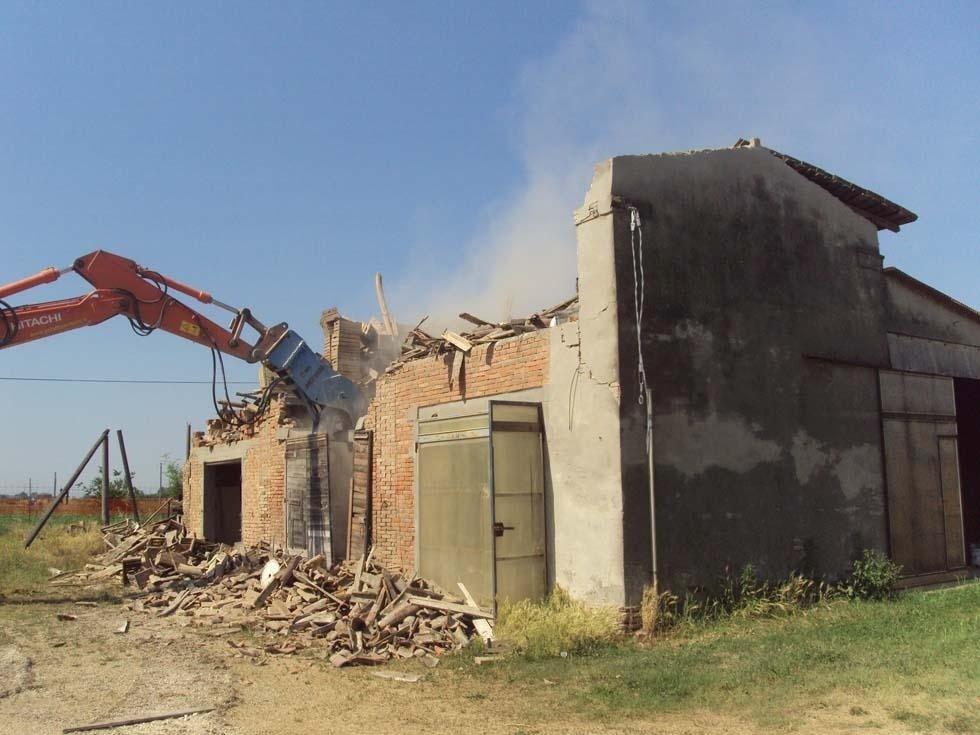 Demolizioni San Possidonio