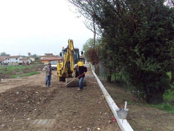 edilizia residenziale moviemento terra