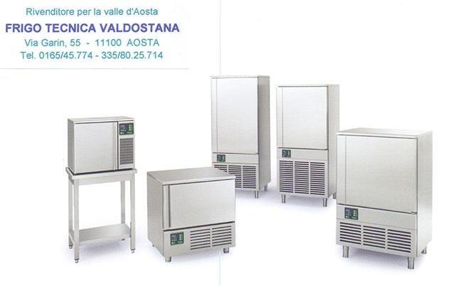 Modelli di impianti di refrigerazione