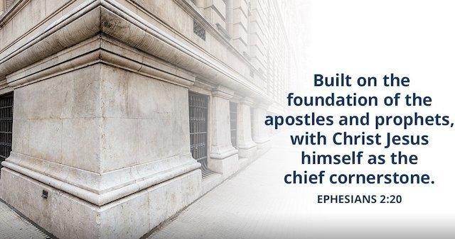 Jesus the Chosen Stone