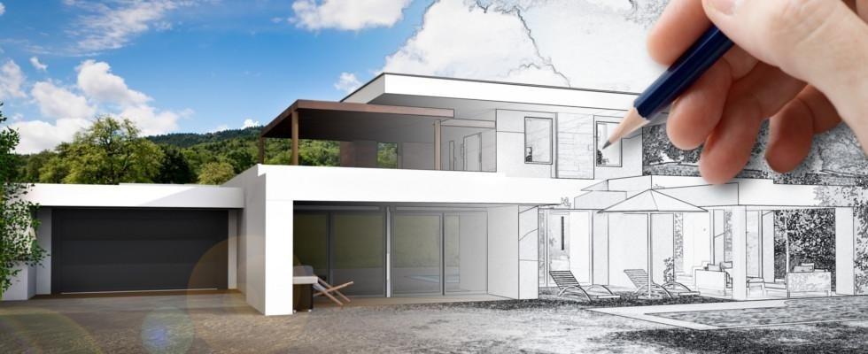Progetto abitazioni