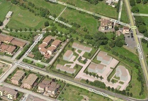 Studio di piano urbanistico attuativo Reggio Emilia.