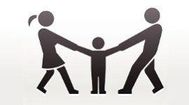 madre e padre che si contendono il figlio, separazioni, divorzi