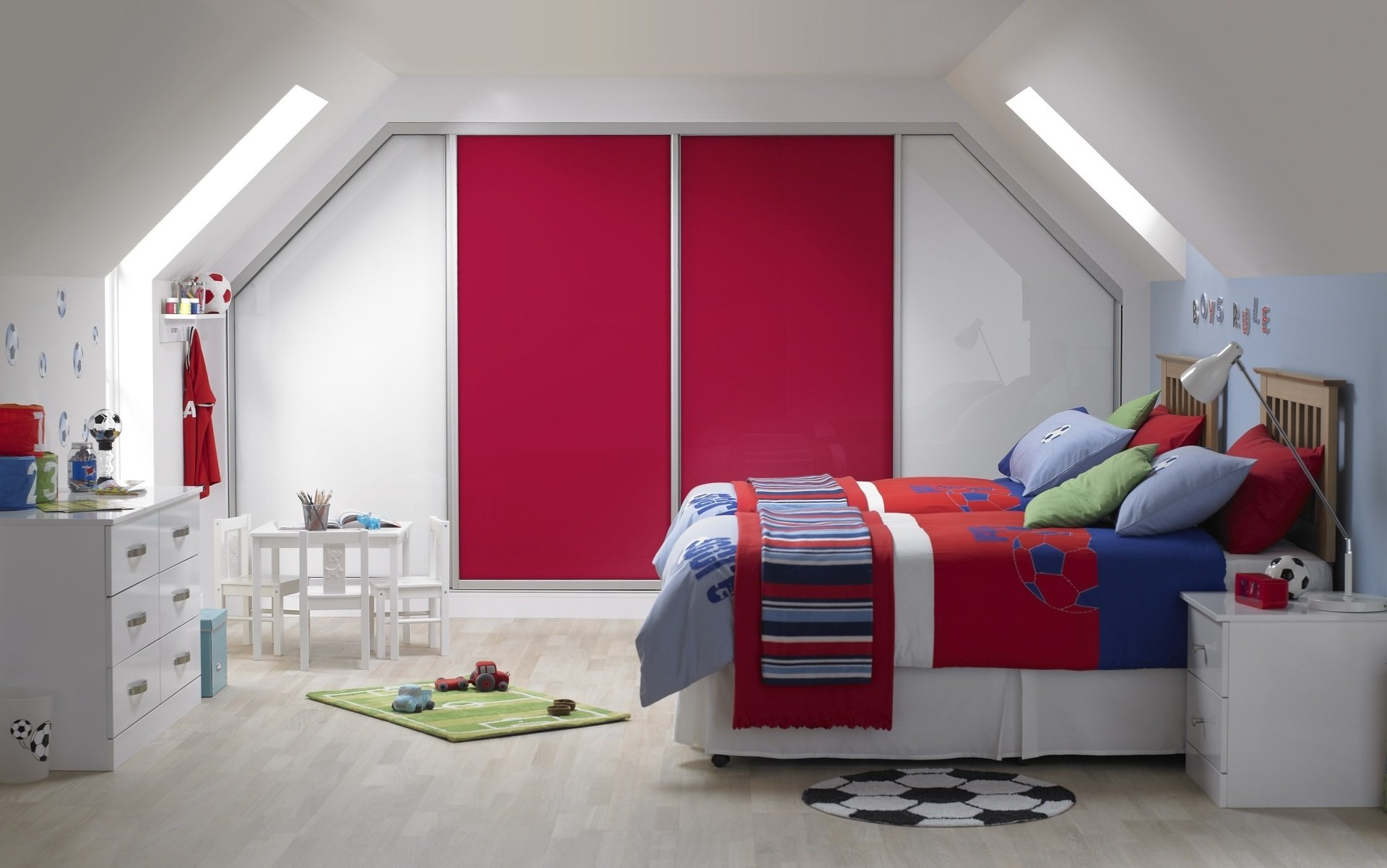 Expert Ideas For Planning Kids Bedrooms