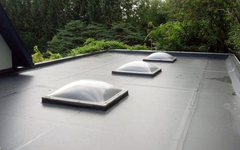 installazione tetti pvc milano