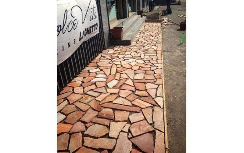 realizzazione pavimenti in pietra milano