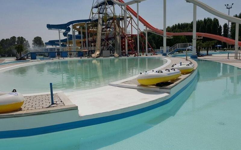 progettazione parchi acquatici milano