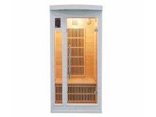 sauna soleil blanc uno