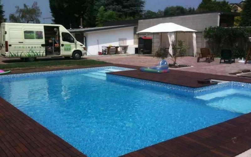 realizzazione piscine milano