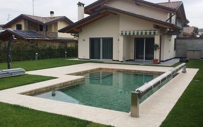 piscina personalizzata milano