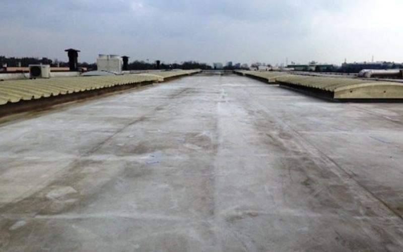 progettazione tetti pvc milano