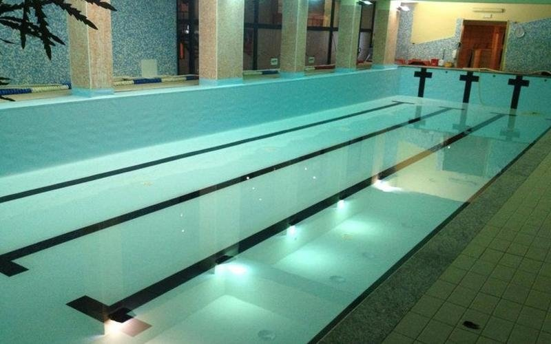 piscine interne milano