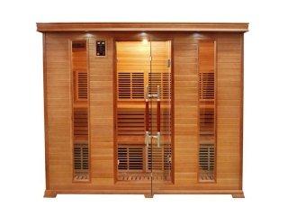 sauna luxe cinque