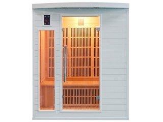 sauna soleil blanc tre