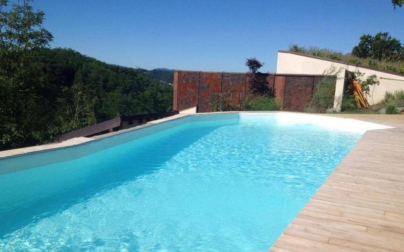 installazione piscine su misura milano