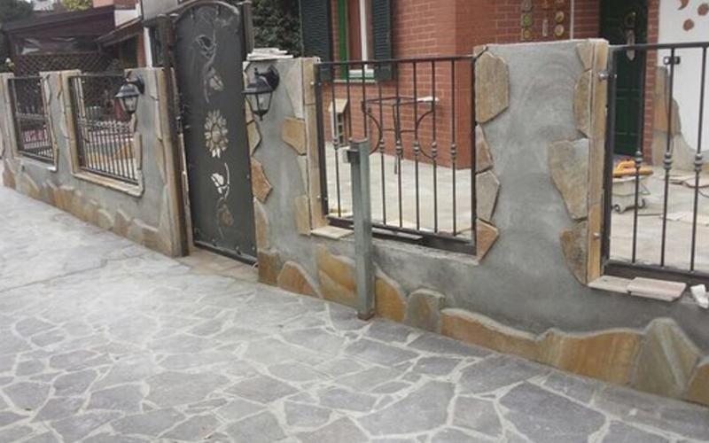 realizzazione rivestimenti in pietra milano