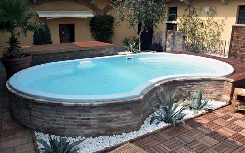 costruzione piscina milano