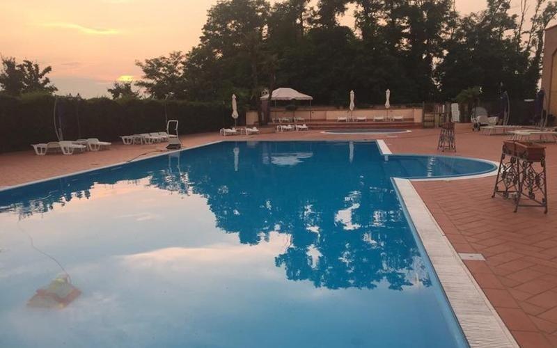 piscine per alberghi milano