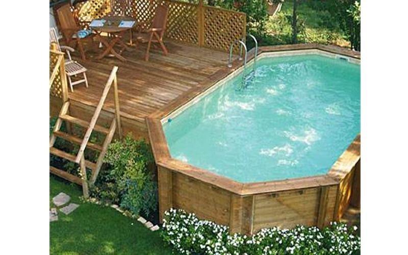 costruzione piscina fuori terra milano