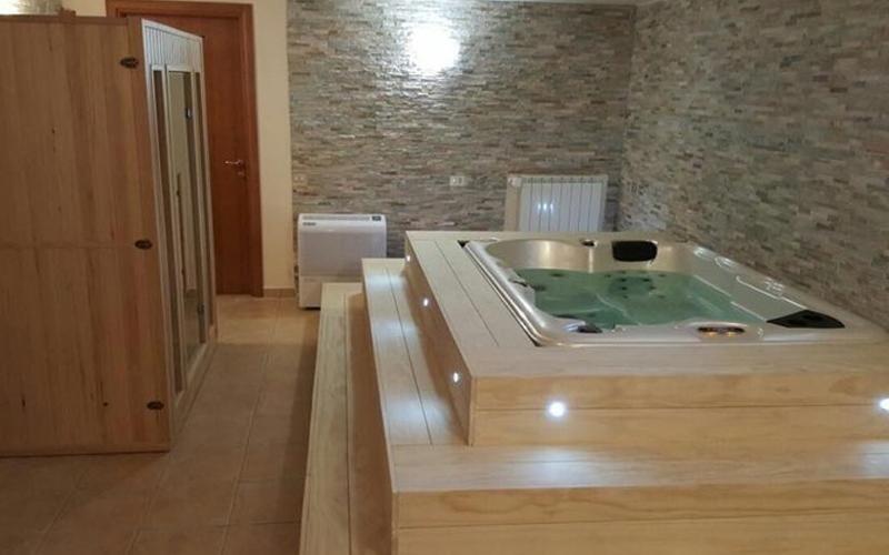 idromassaggio e sauna milano