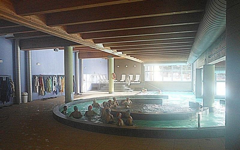 piscine per centri benessere milano