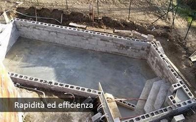 costruzione piscine milano