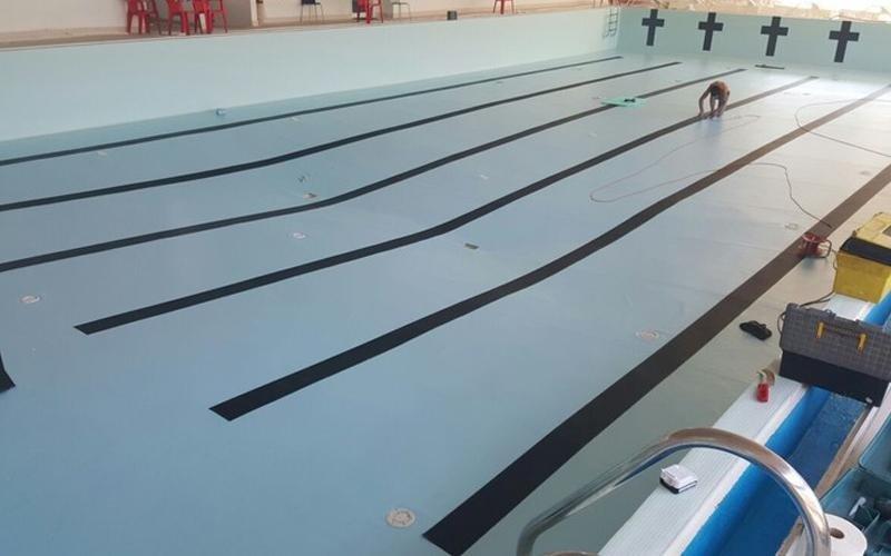 costruzione piscine olimpioniche milano