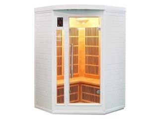 sauna soleil blanc due c
