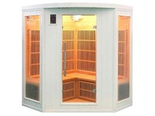 sauna soleil blanc tre c