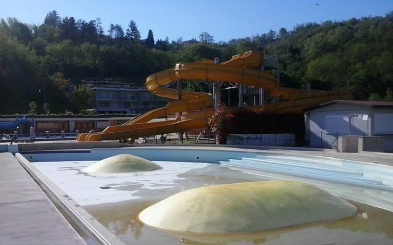 costruzione parchi acquatici milano