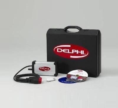 Kit per diagnostica auto Delphi