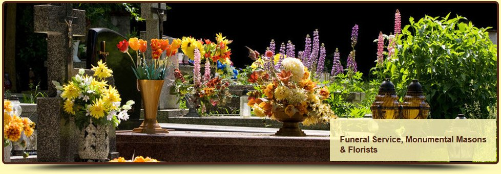 For funeral services in Somerset call 01278 795 009