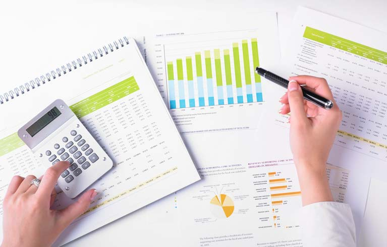 calculating bookkeeping