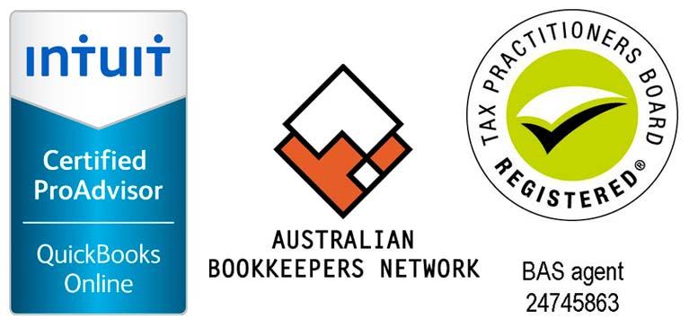 bookkeeping certification logos
